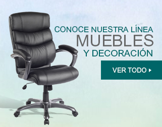 Office depot mexico compra en l nea art culos de oficina for Sillas de oficina precios office depot
